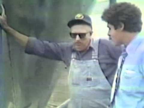 Bill Clinton 1974 TV ad