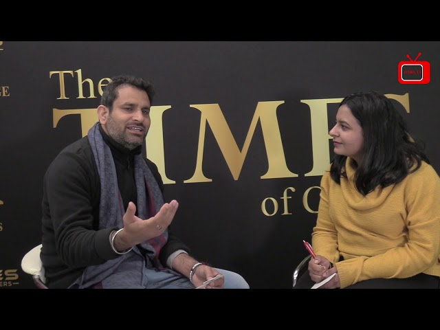 The Times of Canada in conversation of Ashwani sharma owner of Rabab Studio.