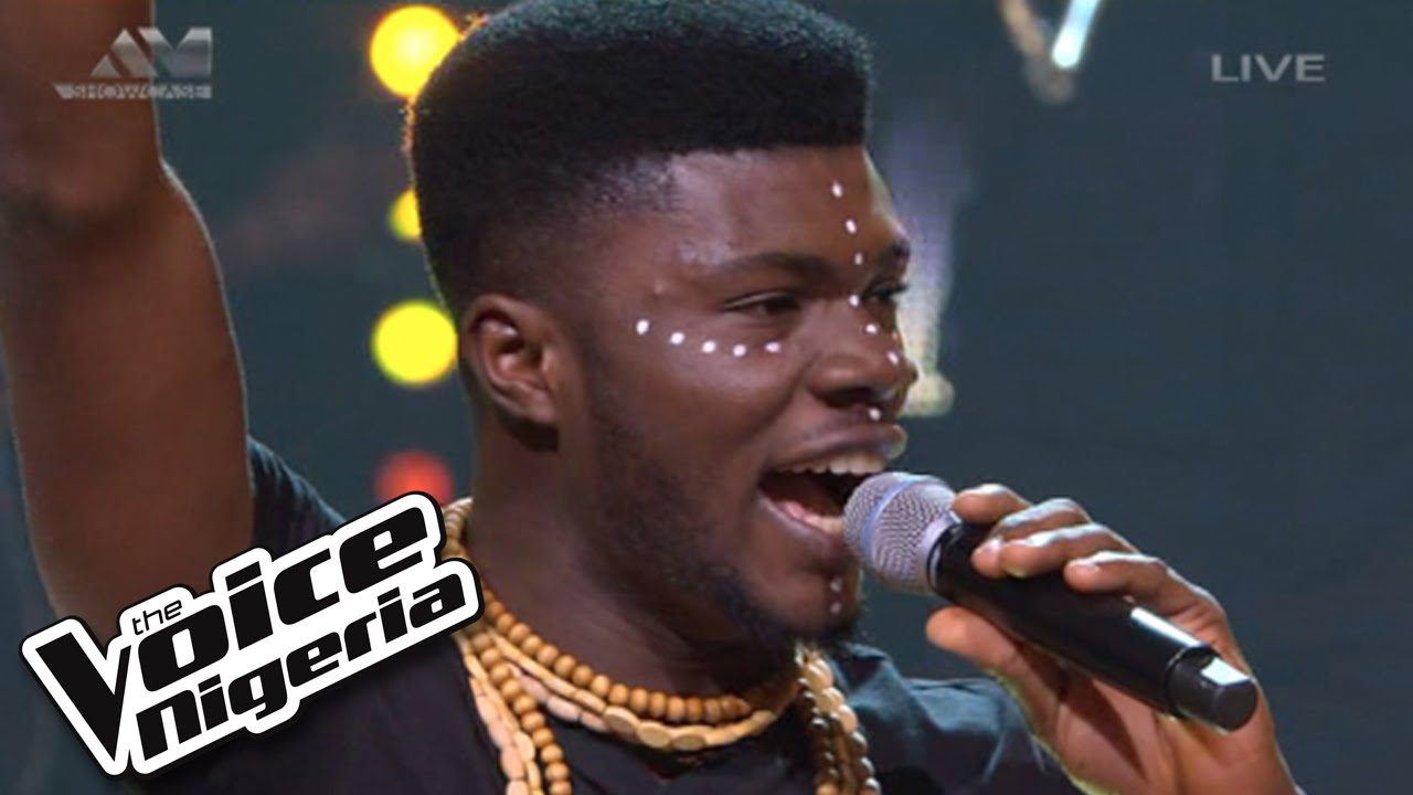 """Download David Operah sings """"Lady"""" / Live Show / The Voice Nigeria 2016"""