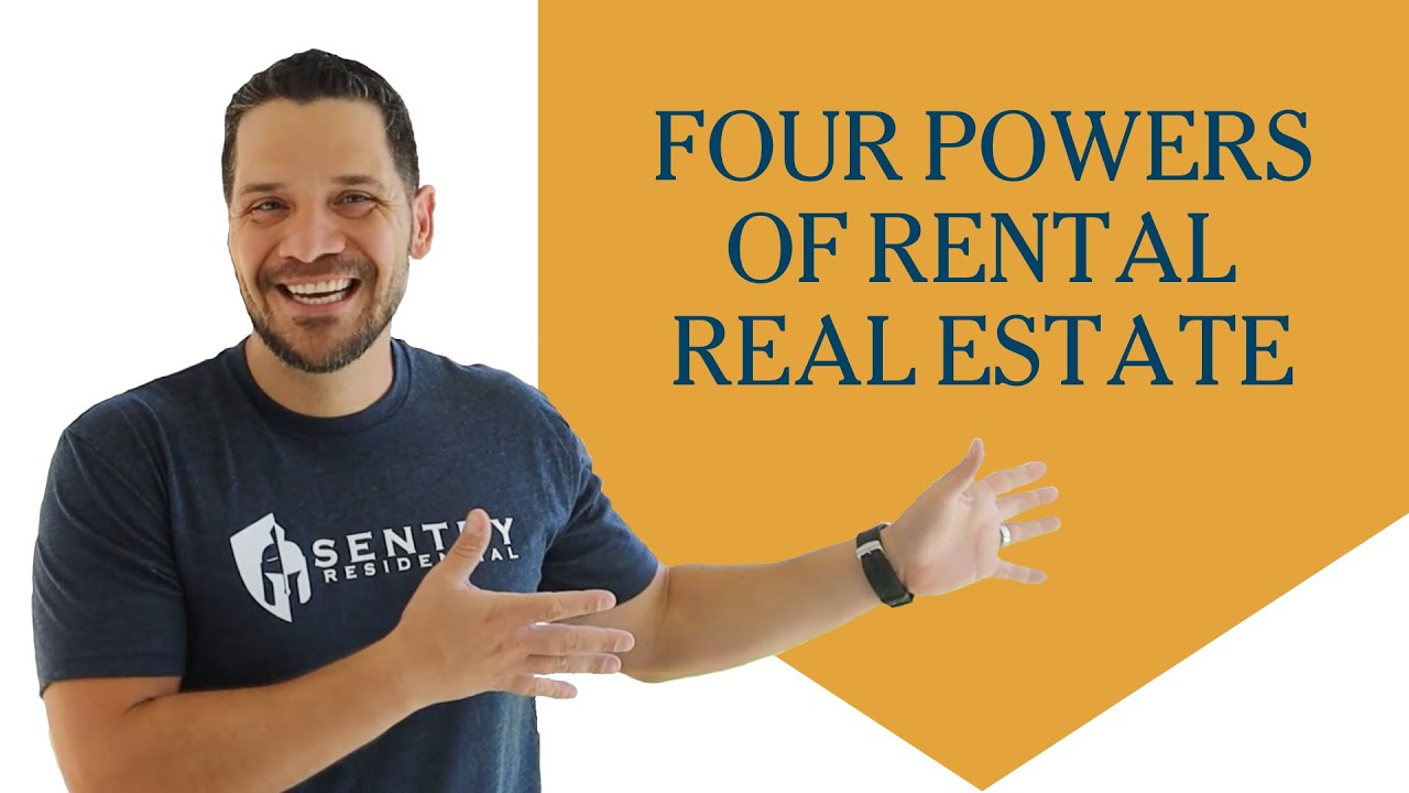 Four Powers of Rental Real Estate