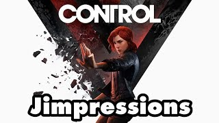 Control - Secure, Contain, Protect (Jimpressions) (Video Game Video Review)