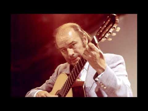 Julian Bream - Radio Concert 1970
