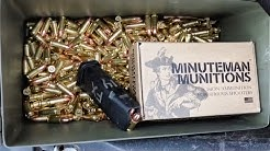 Minuteman Munitions 10,000+ Round Review: Revolutionary Ammo For Serious Shooters!