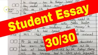 7 Ways to Write a Top Grade Essay (Using Sheila in An Inspector Calls) Mr Salles
