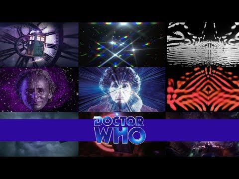 Ranking Doctor Who #6: The Title Sequences