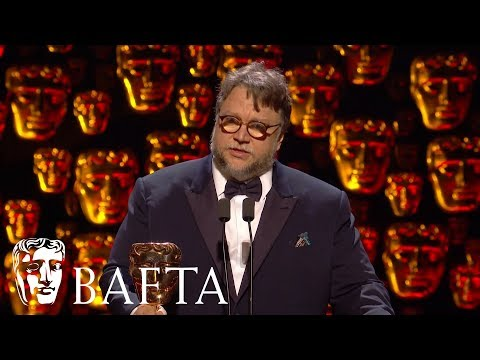 Guillermo del Toro wins Director for The Shape of Water   EE BAFTA Film Awards 2018
