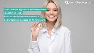 Daily status update: Ethereum Classic - Monday the 19th of August
