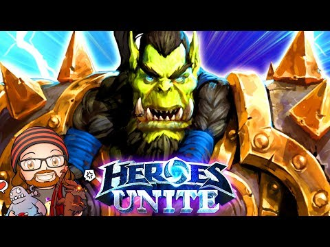 Heroes Unite: Thrall Rework | Heroes of the Storm