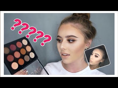 £6 EYESHADOWS BETTER THAN ABH?? TESTING PRIMARK MAKEUP | makeup by amy wil