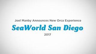 SeaWorld San Diego Offers New Orca Experience In 2017 | SeaWorld®