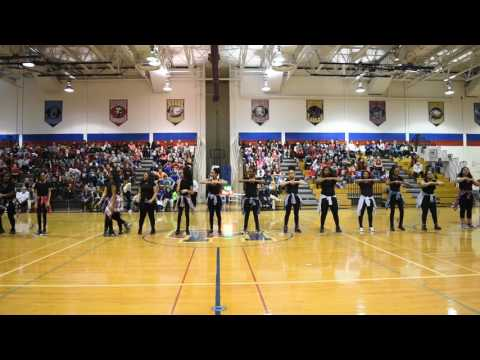 Old Mill Middle North Heat Step Show - March 24th, 2017