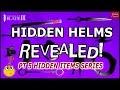 Infinity Blade 3: HIDDEN HELMS REVEALED! (Part 5 Hidden Items Series)