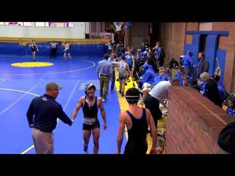 MCC Wrestling: Jayhawks V. Niagara County Community College