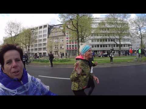 Düsseldorf marathon crazy 2016