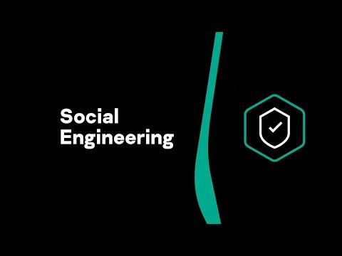Kaspersky Lab's David Jacoby on Social Engineering