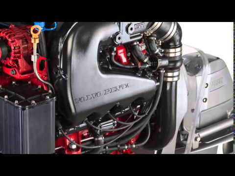 Volvo Penta New Engines
