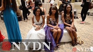 NYC teens say 'Say Yes to the Prom' dress