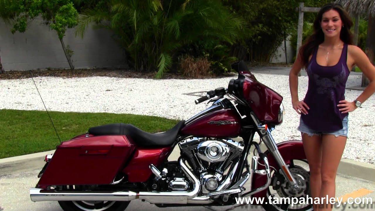 Harley Davidson Flhx Street Glide For Sale