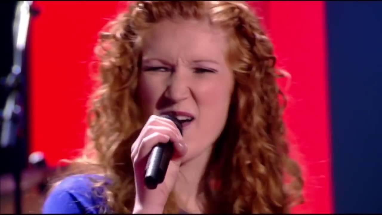 Marieke Dollekamp Sings Modern World By Anouk The Blind