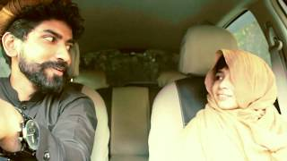 Gul Khan and Rukhsana I Types of women while  driving I Moiz Shah / Our Vines