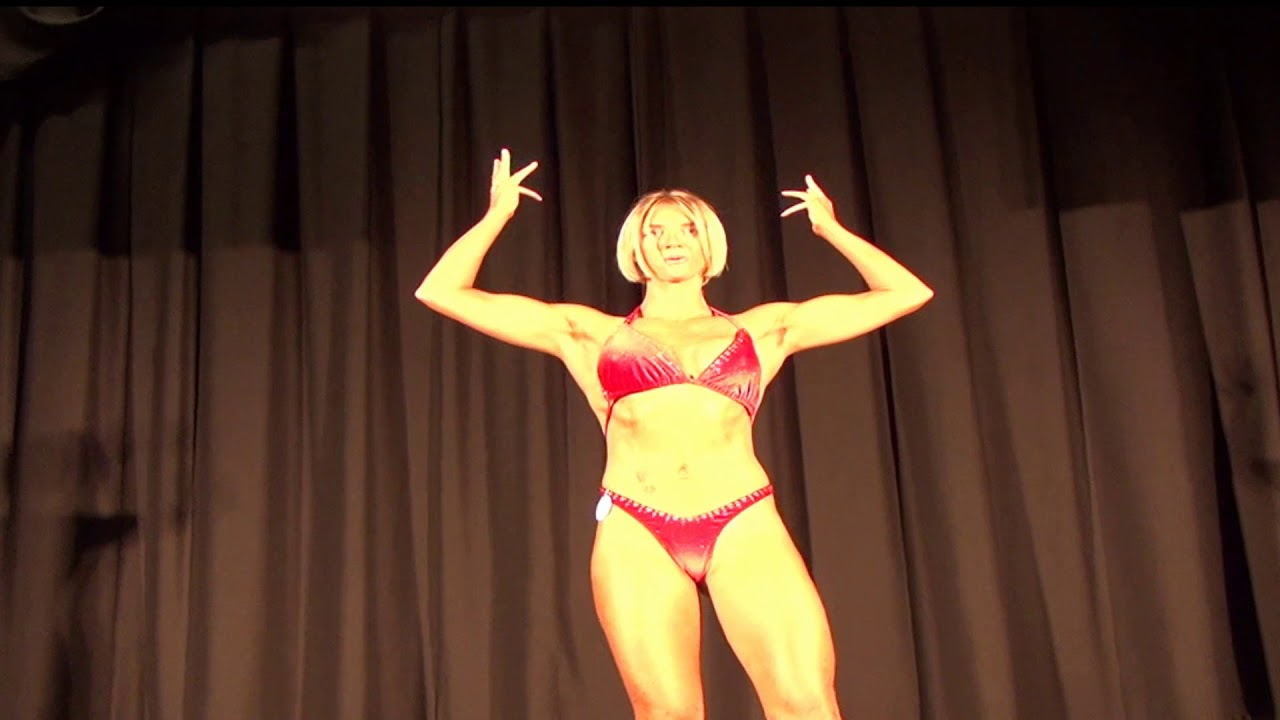 plymouth amateur bodybuilders championships 2012 miss plymouth - youtube