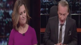 Analysis of the Chrystia Freeland-Bill Maher Exchange (THE SAAD TRUTH_96)