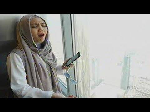Rina Nose Takut Liat Ketinggian Gedung BURJ KHALIFA Comedy Traveler 30 Juli 2017