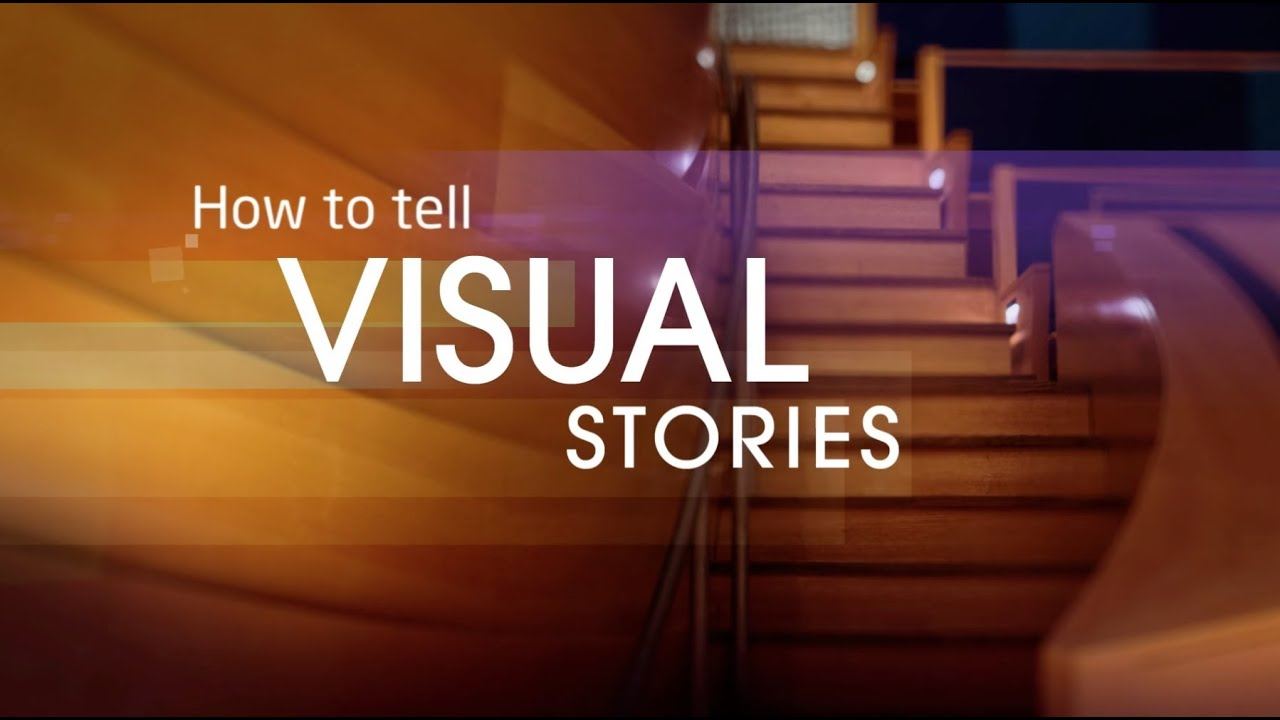powerful presentations how to tell visual stories youtube