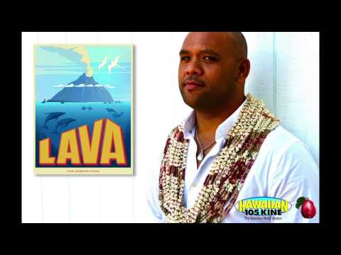 Kuana Torres Kahele - LAVA Interview with Hawaiian 105 KINE