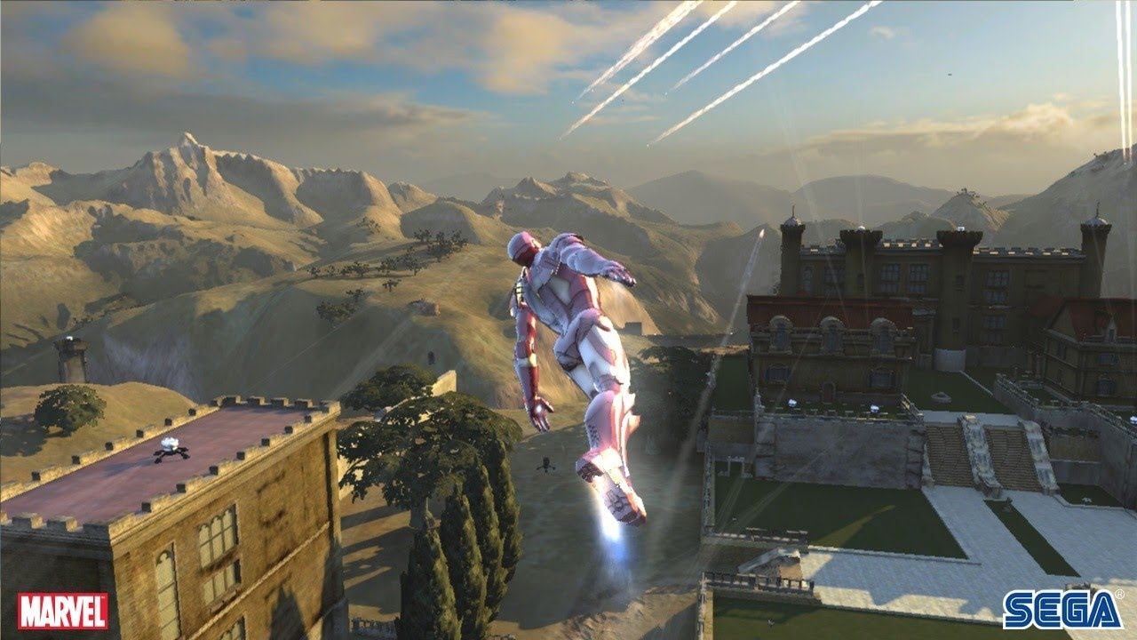 iron man ps3 live test demo hd youtube
