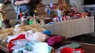 Мы в ЭТНОМИРЕ. Славянские обрядовые куклы