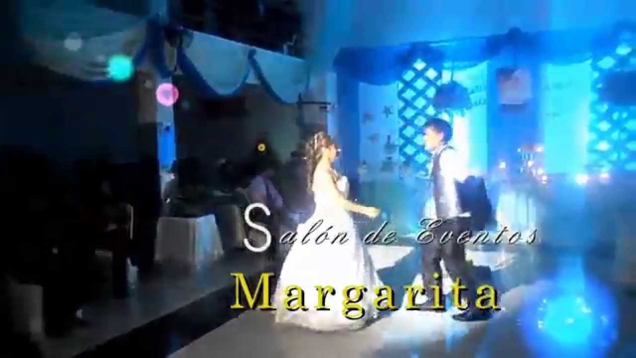 Baile de ensue o de recien casadosa en el salon margarita - Salones de ensueno ...