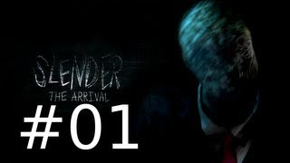 Let's Play  Together Slender The Arrival #001-[HD]✰ Parken wie Slenderman ✰