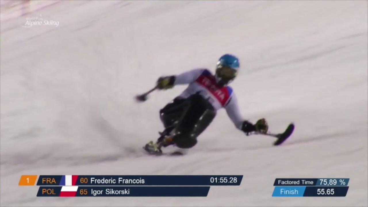 Day 1 Highlights: World Para Alpine Skiing World Cup, Zagreb, Croatia