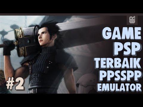 5 GAME PSP TERBAIK 2017 | #2 PPSSPP Emulator