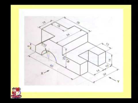 Arpan Pandit Engineering Drawing GTU Question Paper with Solution Exam  July 2009 1