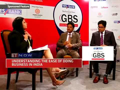 Rubal Jain, MD, Safexpress talks to ET Now on 'Ease of Doing Business in India'