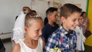 PRIREDBA: ŠKOLSKA SVADBA 2017 - Venčanje Lana i Filip - School Adaptation (Not Real Wedding)