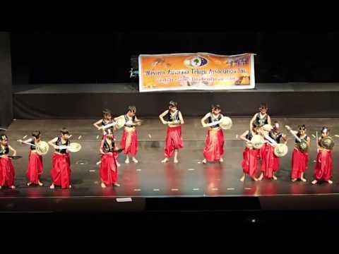 Bahubali dance by kids