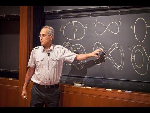 Edward Witten - Super Riemann Surfaces Revisited [2013]