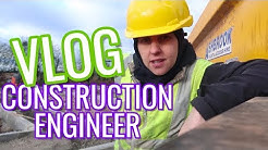A Day in the Life of a Construction Engineer / Construction Engineering Vlog / Women in STEM fields
