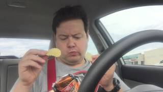 Herr's Peppered Bacon Flavored Potato Chips Review