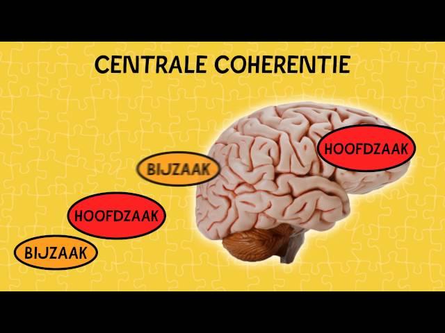 Afbeeldingsresultaat voor centrale coherentie