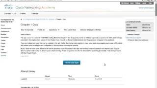 configuracion de redes Cisco CCNA3 V5 quiz 1