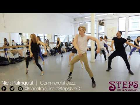 Nick Palmquist | Commercial Jazz | Steps on Broadway