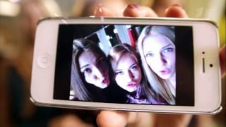 """Большая разница """"Это прикольно"""" - Клип про фотографирующих на iPhone HD."""