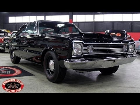 1966 plymouth belvedere test drive classic muscle car for sale in mi vanguard motor sales youtube. Black Bedroom Furniture Sets. Home Design Ideas