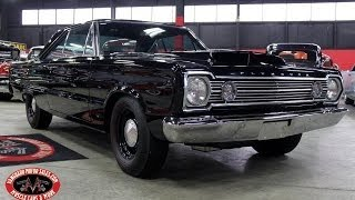 1966 Plymouth Belvedere Test Drive Classic Muscle Car for Sale in MI Vanguard Motor Sales