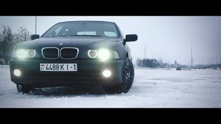 Тест-драйв BMW 5-series E39 530D