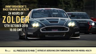 The Race For Mental Health | 24 Hours Of Zolder Part 2